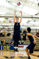 03.01.2017 - Men's Volleyball vs. Lawrence Tech